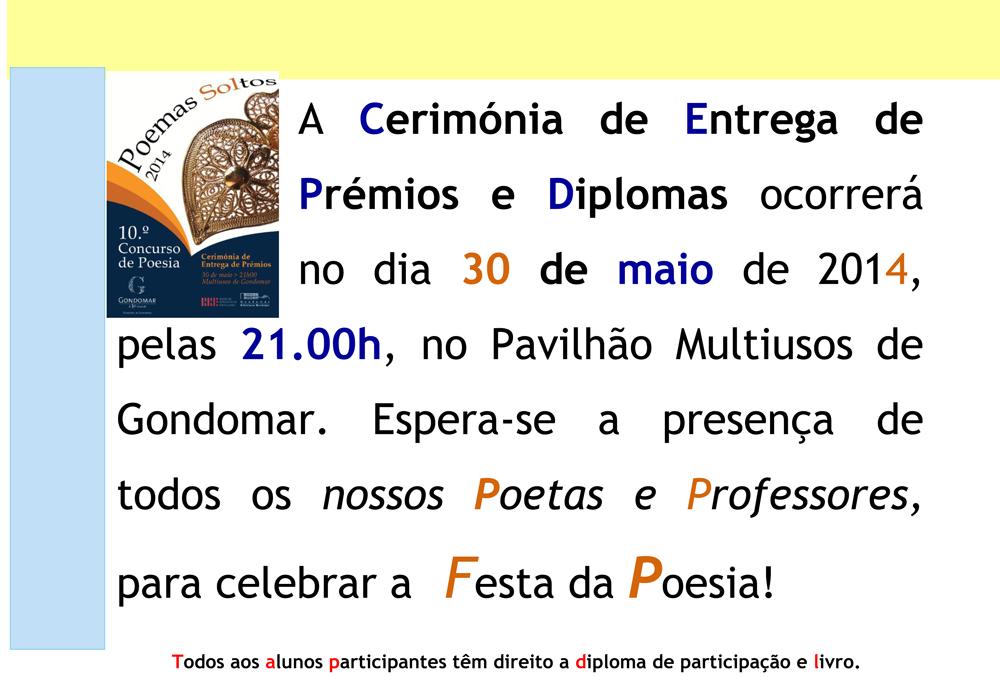 Notícia_ Cerimónia de Entrega de Prémios e Diplomas