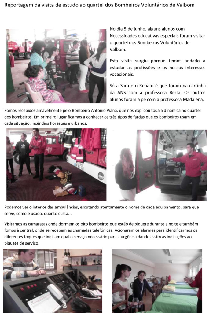 Reportagem aos bombeiros1