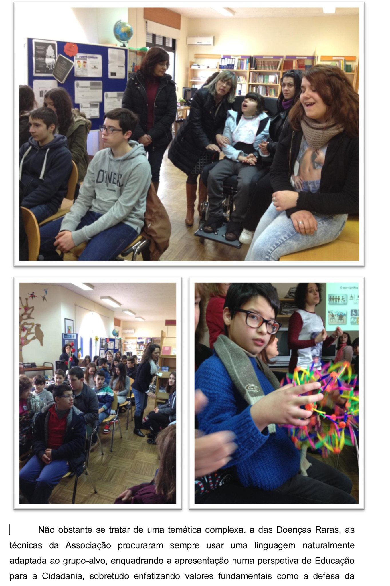 Notícia Raríssimas - 03 de março 2015-2